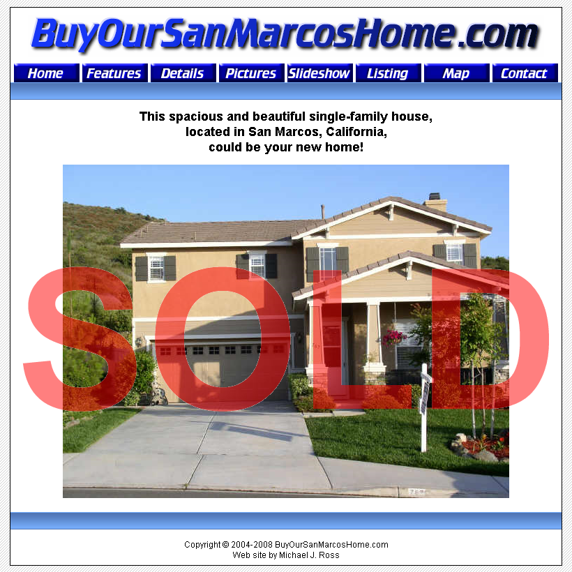 Buy Our San Marcos Home [square]